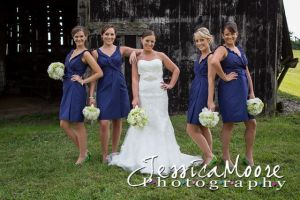 Bridesmaid Makeup, Bridesmaid Hair, Airbrush Makeup