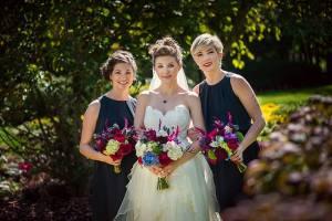 Bridesmaid Hair, Bridesmaid Makeup, Dayton Makeup Artist, Cincinnati Makeup Artist, Dayton Wedding hairstylist, Cincinnati Wedding Hairstylist