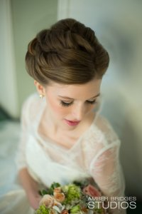 Classic Wedding Hair, Classic Wedding Makeup, On Site Hairstylist, On location hairstylist,  On site Makeup Artist, On location makeup artist, Cincinnati Weddings, Cincinnati Hairstylist, Cincinnati Makeup Artist, Northern Kentucky Makeup artist,