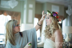 Wedding Hair, Wedding Makeup, Cincinnati Weddings, On Site Hairstylist, On Location hairstylist, On Site Makeup Artist, On Location Makeup Artist, Cincinnati Makeup Artist, Cincinnati Hair Stylist, Northern Kentucky Weddings, Obscura, Cincy Weddings by Maura, Special Day Bouquet, Nicole Leisen