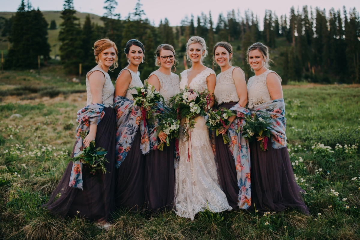 Mountain Wedding, Mountain Ceremony, Colorado Wedding, Colorado Bride, Outdoor Wedding, Outdoor Ceremony, Mother of the Bride, Summer Wedding