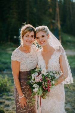 Mountain Wedding, Mountain Ceremony, Colorado Wedding, Colorado Bride, Outdoor Wedding, Outdoor Ceremony, Mother of the Bride, Summer Wedding
