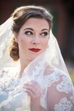 Bold Lip, Red Lip, Winter Bride, Winter Wedding, Cincinnati Wedding, Cincinnati Makeup, Ohio Makeup, Ohio Makeup Artist, Kentucky Wedding, Kentucky Makeup Artist