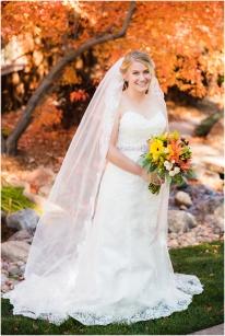 Fall Bride