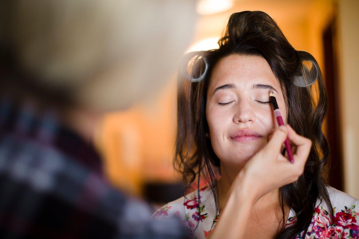 Natural Makeup, Wedding Makeup, On Site Makeup, On Location Makeup, Colorado Wedding Makeup, Denver Wedding Makeup, Airbrush Makeup