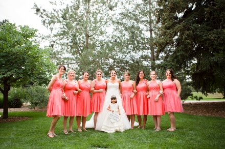 Flower Girl, Bridesmaids, Bridesmaids Robes, Bridal Party, Summer Wedding, Colorado Wedding, Colorado Bride, Denver Wedding, Denver Bride, On Site Makeup, On Site Hair, On location Hair, On location Makeup