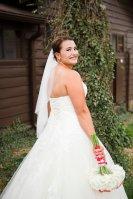 Wedding Dress, Bouquet, Up-do, Bride, Veil, Summer Wedding, Colorado Wedding, Denver Wedding, Denver Makeup Artist, Colorado Makeup Artist