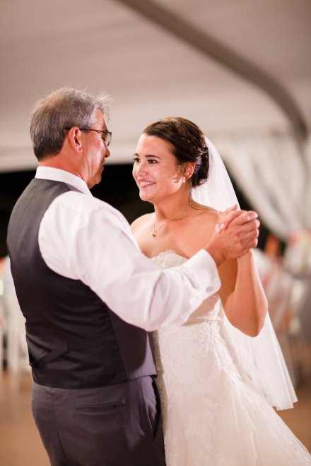 Father Daughter Dance, Bride, Father, Dance, Summer Wedding, Outdoor Wedding, Denver Wedding, Colorado Wedding