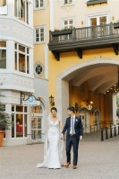 Vail Square Summer Wedding Ceremony