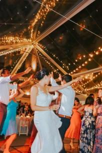 Vail Square Summer Wedding