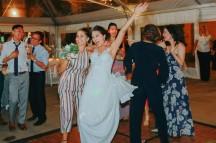 Vail Summer Wedding Reception
