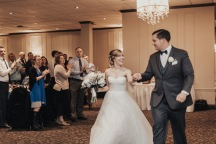 The Madison Event Center Wedding Reception