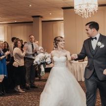The Madison Event Center Wedding Reception