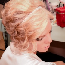 Winter Cincinnati Bride