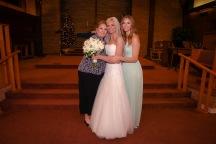 Winter Cincinnati Wedding