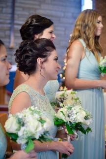 Winter Cincinnati Bridal Party
