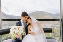 Vail Summer Wedding Gondola Ride