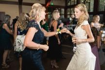 Vail Fall Wedding Reception