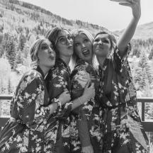 Vail Summer Bridal Party