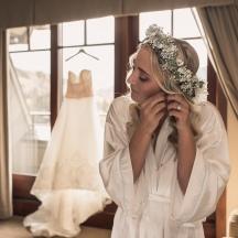 Vail Summer Bride Flower Crown