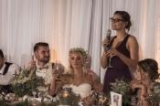 Vail Bride and Groom Reception