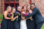Colorado Summer Bridal Party
