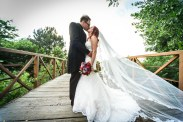 Colorado Summer Bride & Groom