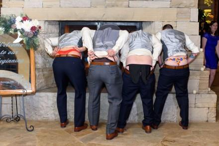 Groomsmen Thongs!