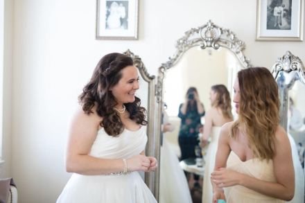 Ohio Spring Bride