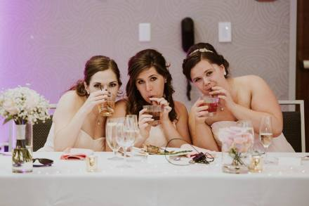 Bridesmaids Fun Drinks