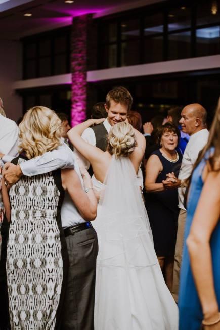 Bride & Groom Reception Dance