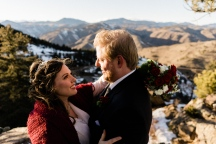 20190215 _ Colorado _ Lookout Mountain _ Stacey and Stephen _-166