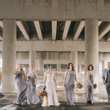 Mile High Station Bridal Party