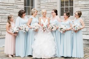 Cincinnati Bridal Party