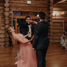 John + Allie: Wedding