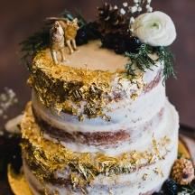 Rocky Mountain Winter Wedding