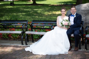 Cincinnati Summer Wedding